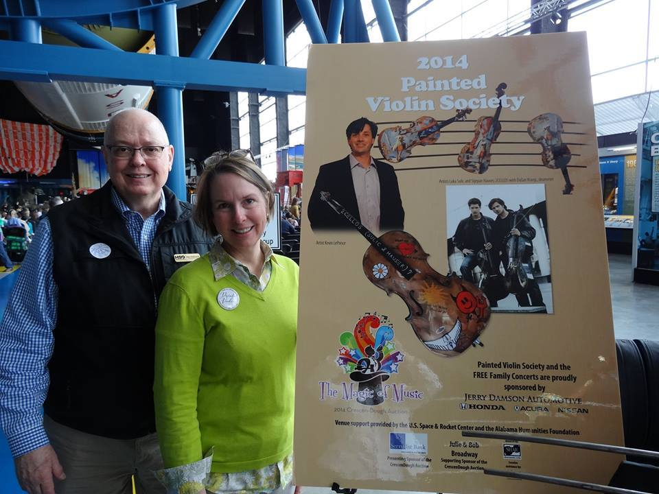 2014 Painted Violin Society