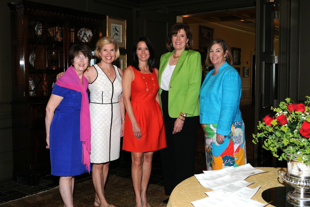 Donna Rush, Susan Fredrickson, Pam Gann, Beth Wise, Dr. Stacey Gardner