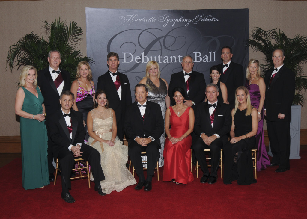 Seated (left to right):  Trey and Samantha Bentley, Tony and Pam Gann (Ball Chair), Moss and Leslie Crosby Standing (left to right): Charlie and Wayne Bonner, Michele and David Lucas, Barbie and Ricky Peek, Lori and Kevin Webber, April and Mark Russell