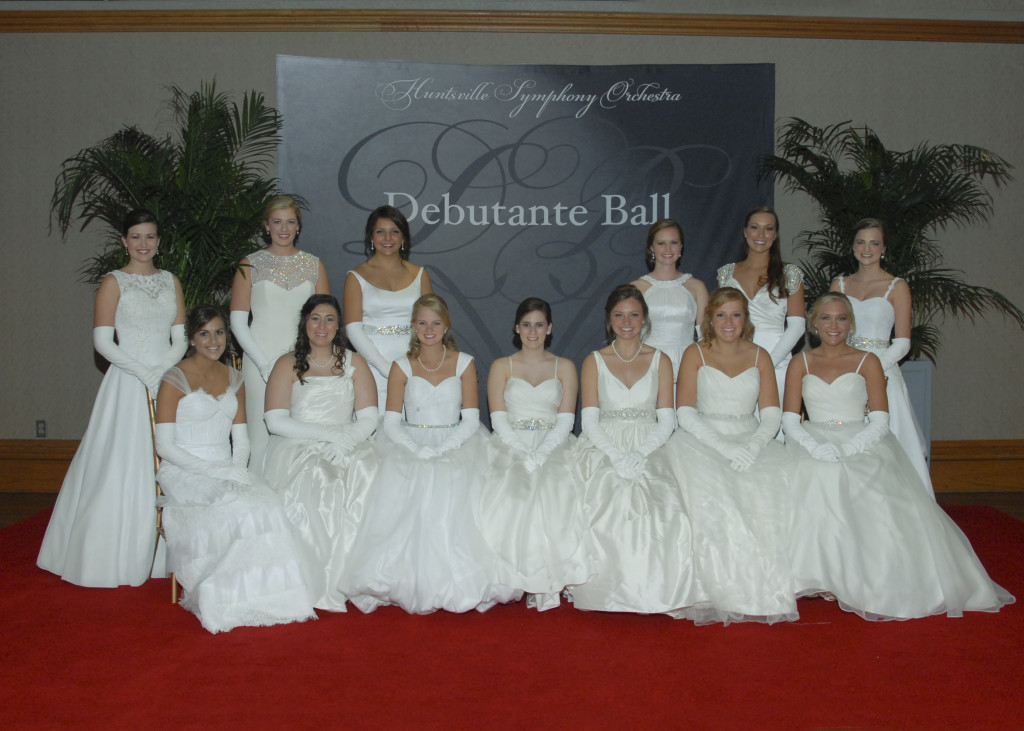 Seated (left to right):  Alexandra Ferguson, Bailey Geiger, Rachel Givens, Grace Greco, Lauren Hammond, Allie Hergert, Alexandra Herring Standing (left to right):  Carol Ann Kelly, Anna Katherine Kimbrough, Emily Knowling, Anna Lee Lawson, Brinn Loftin, Emily Mantooth