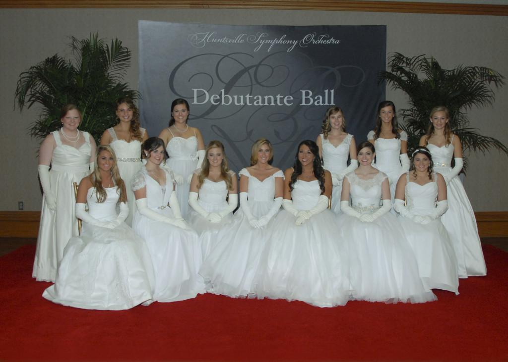 Seated (left to right):  Cecilia Masucci, Katherine McCown, Caroline McCrary, Allie Murphree, Kalli Scherlis, Cara Sharpe, Madison Sheible Standing (left to right):  Alice Stallworth, Darby Steinberger, Harper Stephens, Emily Sutphin, Brooke Taylor, Allison Vann
