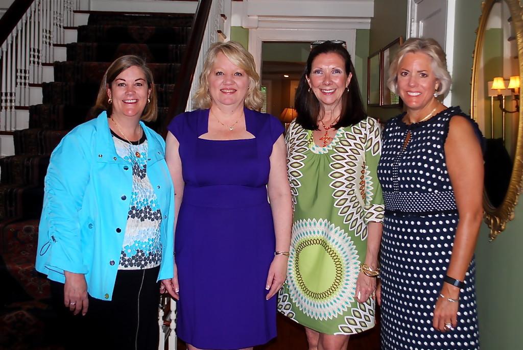 Stacey Gardner, Brenda Milberger, Debbie Overcash, Carole Jones