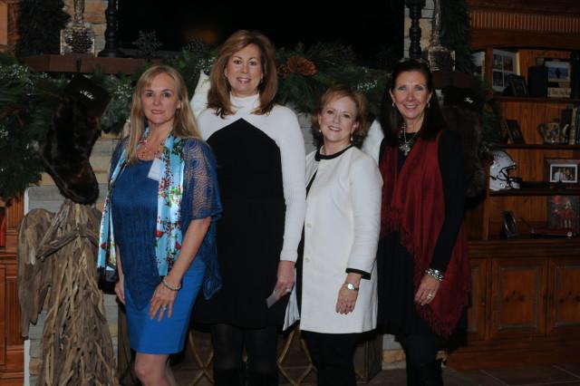 Debbie Washburn, Elizabeth Herrin, Naomi Dubois, Debbie Overcash