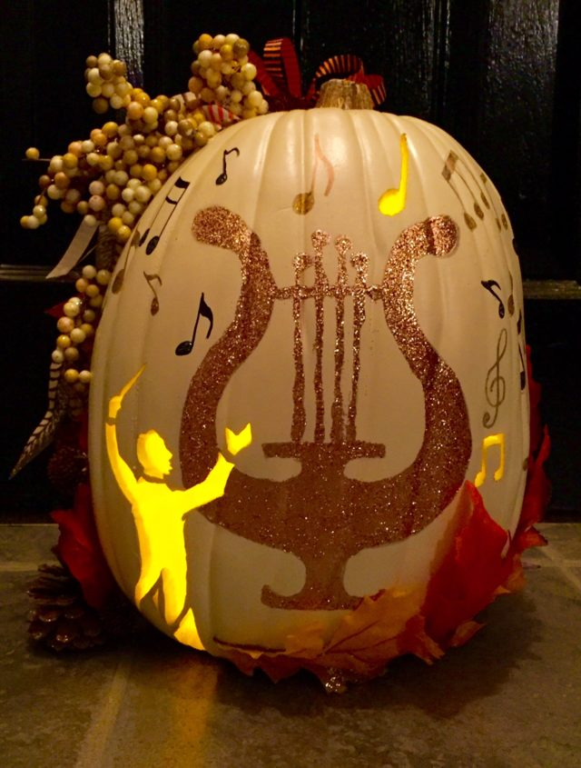 Pumpkin by Guild Member Heather Baumbauch