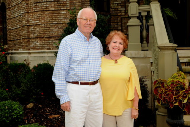 Byrd and Rosemary Latham