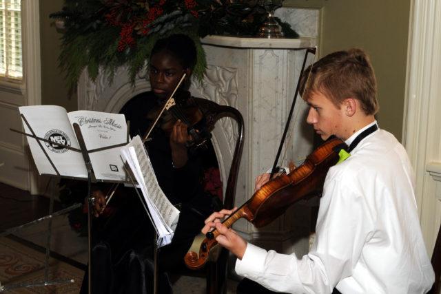nancy webb violine